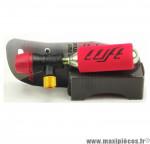 Déstockage ! Gonfleur CO2 Luft rouge/noir fourni avec cartouche de 16g fileté VP/VS