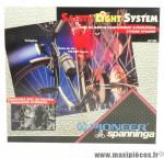Prix discount ! Kit éclairage Safety light system par Pioneer et Spanninga
