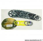 Prix discount ! Cassette vintage pour vélo 9 vitesses verte Specialites TA Khéops 13-21 dents compatible Campagnolo
