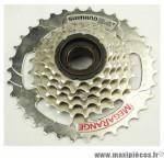 Déstockage ! Roue libre à visser pour vélo Shimano HG40 MegaRange 6 vitesses 14-34 dents