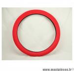 Prix discount ! Pneu BMX Kenda Kontact rouge 20x1,75 pouces (ETRTO 47-406)