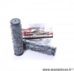Déstockage ! Poignée VTT ProGrip 953 gris/noir (vendu par paire)
