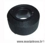 Déstockage ! Ruban de guidon ZEFAL coton noir 20mm x 2.50m vintage/fixie (unité)