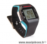 Déstockage ! Pulsomètre noir/bleu BT800 montre cardio marque Trelock - Accessoire vélo