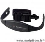 Prix discount ! Ceinture thoracique numérique sts (rox5.0/6.0/pc 22.13/26.14/1909hr/2209/rox 8/9) marque Sigma - Accessoire Vélo