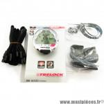 Compteur Trelock BB 3000 Fitness complet *Déstockage !