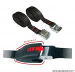 Déstockage ! Pack de 2 sangles 2,5m avec housses de protection Strap Protect AutoMaxi