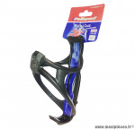 Déstockage ! Porte bidon noir Polisport Bottle Cage - diamètre 70-80mm - 40 gr