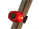 Éclairage arrière rouge Rook Parts 4 fonctions - à piles *Prix discount !