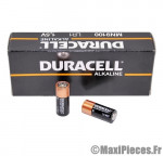 Destockage ! Lot de 10 piles Alkaline MN9100 LR1 (1,5 volts) marque Duracell