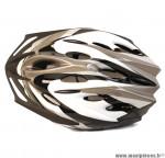 Déstockage ! Casque vélo route/VTT junior GES PROTON taille 52-56cm gris