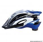 Déstockage ! Casque vélo route/VTT GES RAPTOR taille L/58-62cm bleu