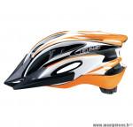 Déstockage ! Casque vélo route/VTT GES RAPTOR taille L/58-62cm orange