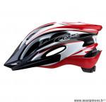 Déstockage ! Casque vélo route/VTT GES RAPTOR taille L/58-62cm rouge