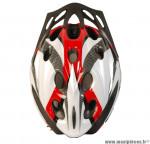 Déstockage ! Casque vélo route/VTT taille 55-61cm GES RIVAL rouge