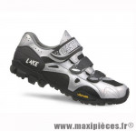 Déstockage ! Chaussure VTT Lake MX165 silver Taille 41 (paire)