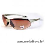 Déstockage ! Lunettes de vélo E456 avec lentilles polycarbonate UV 400 marque Goggle