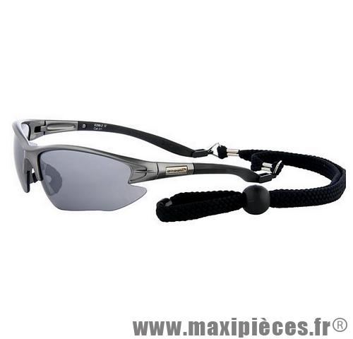 57851ec2b9f6c Lunettes de vélo E296 avec lentilles polycarbonate UV 400 marque Goggle
