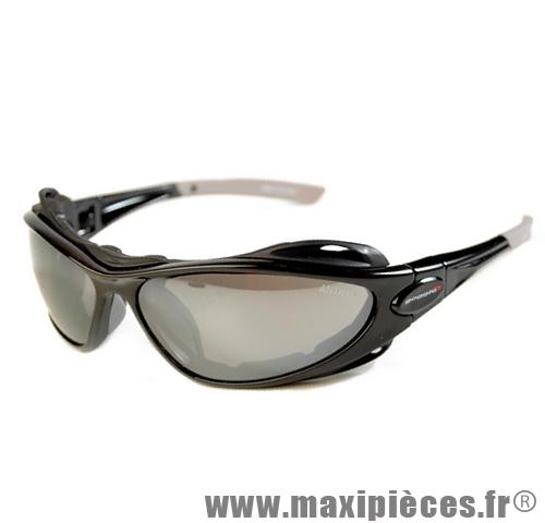 Déstockage ! Lunettes de vélo anti-buée E560 avec lentilles polycarbonate UV 400 marque Goggle