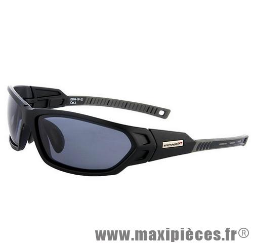 e9b2803a605c6 Lunettes de vélo E804 avec lentilles polycarbonate UV 400 marque Goggle