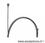 Déstockage ! Câble de frein vélo ø15/10ème x 1,25m  acier galva (boite de 25)