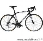 Déstockage ! Cadre de vélo 100% carbone + fourche Orka Team 900 noir et blanc taille M