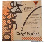 Déstockage ! Kit de gaine frein Kble black snake téfloné Transfil compatible VTT/route