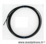 Déstockage ! Gaine de frein hydraulique de 8m50 diam. 4mm noir YPK Products