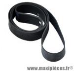 Prix discount ! Fond de jante vélo en caoutchouc 13mm x 24 pouces - Noir - marque RUSTINES