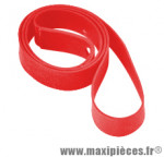 Fond de jante VTT 13mm x 26 pouces - Rouge *Prix discount !