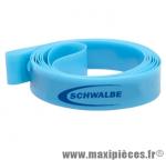 Fond de jante vélo Schwalbe 32mm x 559 - Bleu - haute pression max 7 bar *Déstockage !