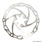 Prix discount ! Disque de frein Promax 160mm fixation 6 trous pour VTT