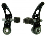 Déstockage ! Etriers de frein Cantilever Shimano BR-M650 Deore LX noir