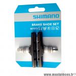 Patins de frein Shimano BR-M530 70T3 (Y8BM9810A) système v-brake LX Deore (Paire) * Déstockage !