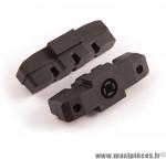 Déstockage ! Patins de frein Clarks CP310 MTB / Hybrid noir (x2)