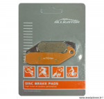Plaquettes de frein organique Alligator Performance - Disc 04 compatible MAGURA Gustav M pour VTT *Prix discount !