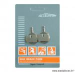 Déstockage ! Plaquettes de frein organique Alligator Performance - Disc 27 compatible AVID BB5 pour VTT