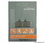 Plaquettes de frein organique Alligator Performance - Disc 33 compatible HAYES Stroker Ryde pour VTT *Prix discount !
