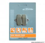 Déstockage ! Plaquettes de frein organique Alligator Performance - Disc 35 compatible SHIMANO Saints 4 Piston pour VTT