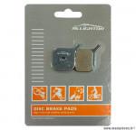 Prix discount ! Plaquettes de frein semi-métallique Alligator Endurance - Disc 11 compatible CANNONDALE Coda pour VTT
