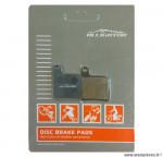 Prix discount ! Plaquettes de frein semi-métallique Alligator Endurance - Disc 21 compatible GIANT MPH 2001-2005 pour VTT