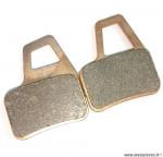 Déstockage ! Plaquettes de frein métallique Clarks VRX832C compatible HAYES El Camino / Hydraulic pour VTT