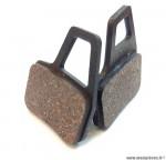 Déstockage ! Plaquettes de frein organique Clarks VX832C compatible HAYES El Camino / Hydraulic pour VTT