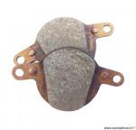 Déstockage ! Plaquettes de frein organique Ashima AD0203 compatible MAGURA Clara 2001 / Louise FR / Louise 2005 pour VTT