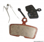 Plaquettes de frein organique Avid Code 2011+ compatible AVID pour VTT *Déstockage !