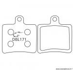 Plaquettes de frein métallique Jagwire DBL171 compatible HOPE Mini pour VTT *Prix discount !