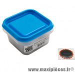 Boîte hermétique Tip Top de 60 rustines n°1 rouges rondes de diamètre 37 mm *Prix spécial !