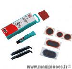 Prix spécial ! Kit de réparation pour chambre à air de VTT TT05 Tip Top
