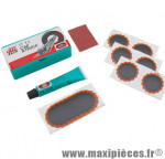 Kit de réparation TT11 Tip Top 7 rustines + colle