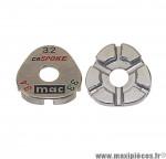 Déstockage ! Clé à rayon vélo Mac Cn Spoke pour écrou de rayon 3,2/3,3/3,4 mm